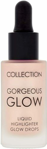 6 x Collection Gorgeous Glow Liquid Highlighter Glow Drops | Glow 2 |